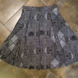 Lularoe Madison Skirt XS